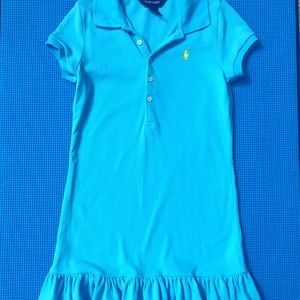 Ralph Lauren Polo Girl dress size 7